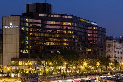 Az InterContinental Budapest a Motorola ultravékony adóvevőit választotta